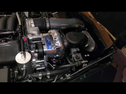 How to change the oil in your Procharger Supercharger. Boosted C6 Build. Part 49