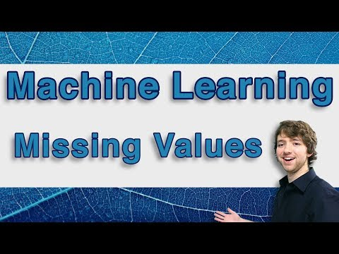 Machine Learning and Predictive Analytics - Cleaning Missing Values (Nulls) - #MachineLearning