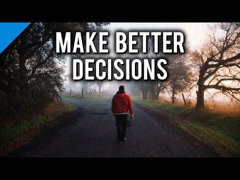 The Art of Making Good Decisions