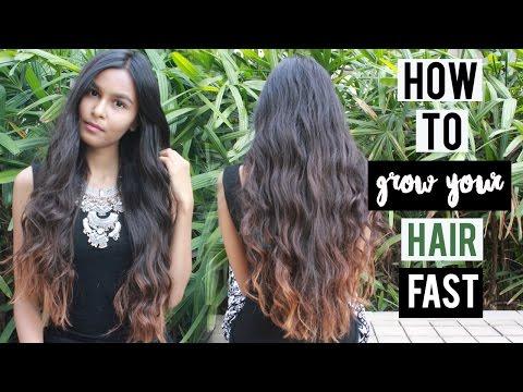 How to Grow Long and Thick Hair Naturally | Mridul Sharma
