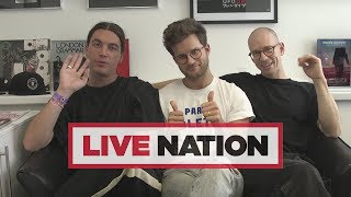 """LANY: """"This Is The Beginning Of Something Amazing"""""""