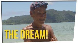 Man Living on Deserted Island Forced Back to Civilization ft. Dumbfoundead & Steve Greene