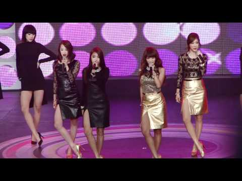 [FANCAM] 120521 SISTAR - Alone @ Korean Music Wave