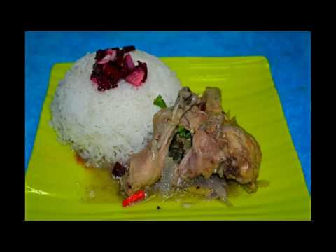 Epic Boiled Chicken/ Easy Recipe/Traditional Cuisine/ Foods from Northeast India