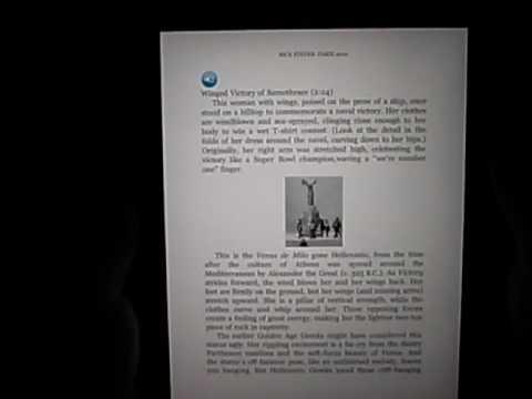Kindle Audio Edition for iPad