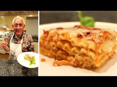 Lasagna Recipe Easy