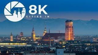Munich in 8K