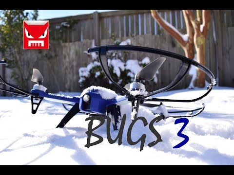 MJX Bugs3 Drone Review and Flight Tests (Drocon)