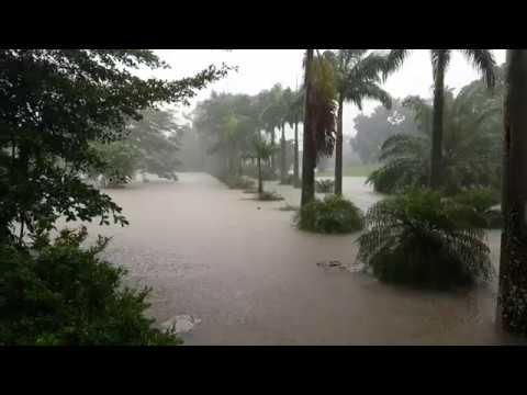 Flooding at Bilyana 8/3/18