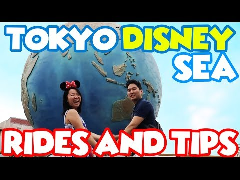 DisneySea in Tokyo Japan Guide