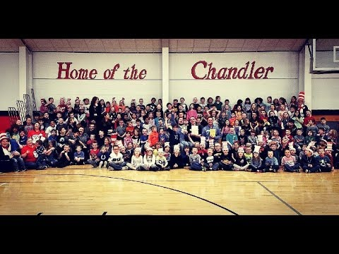Read Across America and Chandler Elementary