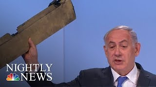 Iranian Foreign Minister Zarif on Israel: 'We will act if necessary' | NBC Nightly News