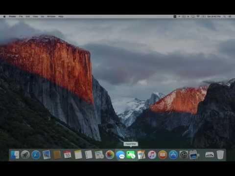 The Mac Desktop- Similarities and Differences with a PC- Switch from PC to Mac Series