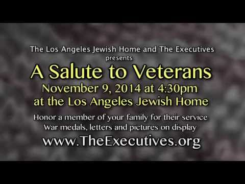 Salute to Veterans Promo