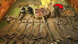 12 Amazing Discoveries in Egypt That Baffled Scientists