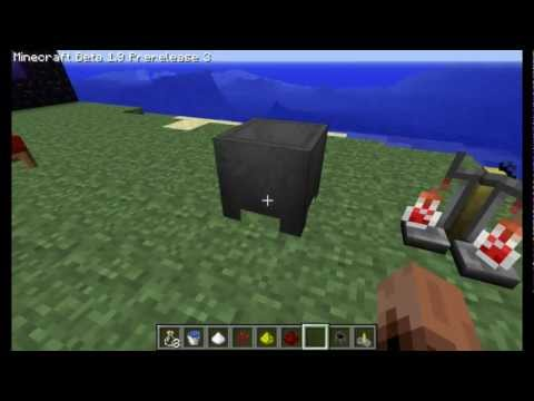 Minecraft 1.9 Pre Release 3 - How to make potions!  For the average miner