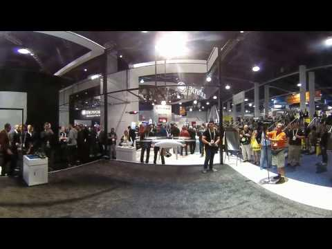 CES 2017 in 360