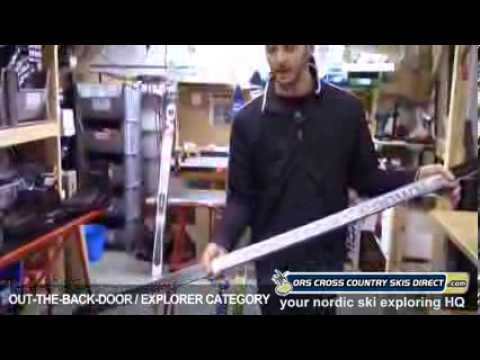 'Out-the-Back-Door' Explorer Nordic Skis, Boots Category Review / ORS Cross Country Skis Direct