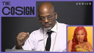 Dame Dash Reacts To New Women In Rap (Megan Thee Stallion, Rico Nasty, Bhad Bhabie) | The Cosign