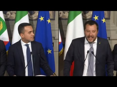 Italian populist parties outraged after interim PM appointed