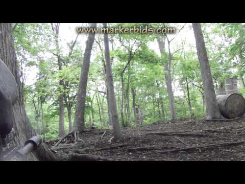 Living Legends 6 Big Paintball Game - Breakout & Pullout @ CPX