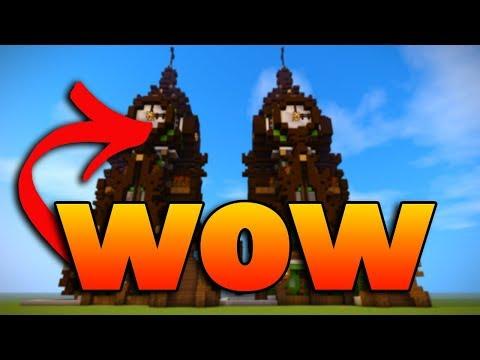 Building the WEIRDEST House in Minecraft! (2017)