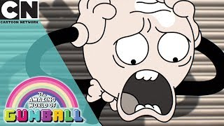 The Amazing World of Gumball | Losing All Patience | Cartoon Network