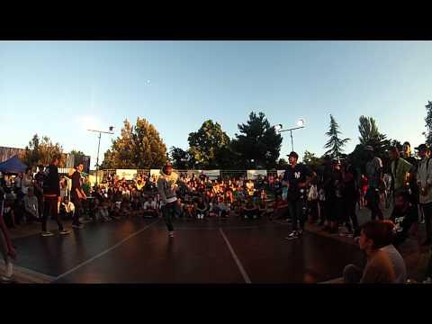 Battle Legendes Urbaines 2015   Skillmatic Underground vs Pikmin 3