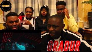 Gradur ft. MHD, Alonzo, Nyda - Oblah ( UK GUYS REACTION ) #UbuReach    @GRADIDUR @MHDOfficiel