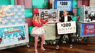 Ellen Celebrates Day 2 of 12 Days of Giveaways!