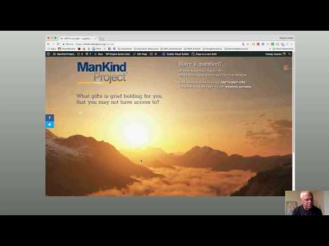 Here's what men do: Grief Edition - ManKind Project