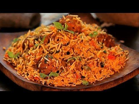 Chicken Kofta Biryani Recipe in Hindi | नूरमहल बिरयानी | How To Make Murgh Noormahal Biryani