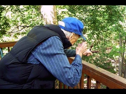 96 year old leaves Texas
