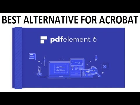 How to Edit PDF with Acrobat Alternatives !!! Contest inside !!!