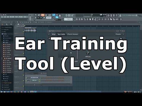 Ear Training Tool for Audio Level: Patcher Preset (FL Studio)