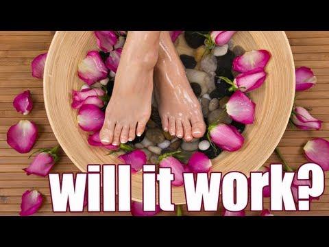 Listerine Foot Soak That Removes Dead Skin ...?