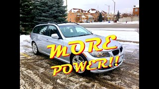 Horsepower Upgrade BMW N52 3 Stage Intake Manifold !!! Surprise