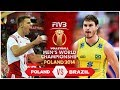 Historical Match FINAL Poland Vs Brazil Men39s World Championship 2014 HD
