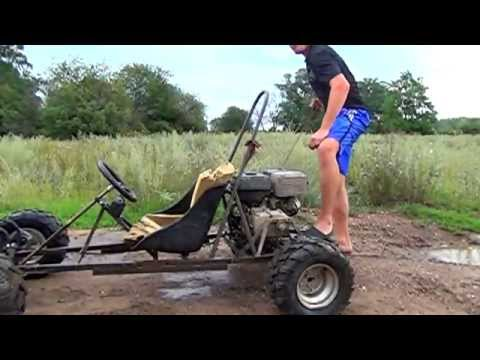 How to build a go kart? A detailed step-by-step guide.