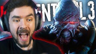 TRULY TERRIFYING | Resident Evil 3 Remake Demo