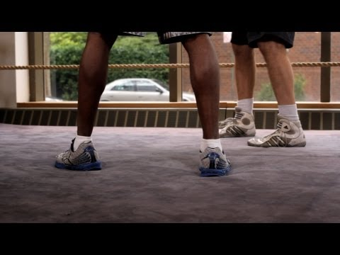 How to Pivot, Walk & Speed Step | Boxing Lessons