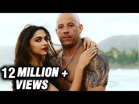Xxx Mp4 Deepika Padukone Vin Diesel HOT SCENE XXX XXX Return Of Xander Cage Behind The Scenes 3gp Sex