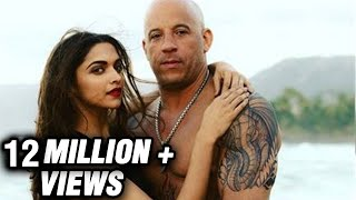 Deepika Padukone - Vin Diesel HOT SCENE XXX | XXX: Return Of Xander Cage | Behind The Scenes