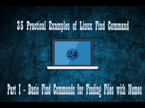 35 Practical Examples of Linux Find Command  Part I