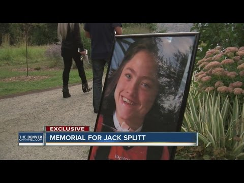 Memorial held for teen who inspired Jack's Law in Colorado