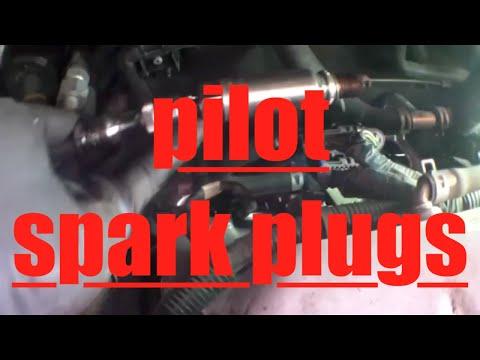 SIMPLE to replace spark plugs Honda Pilot √