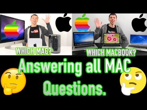 Which Mac or Macbook Should I buy? Q&A