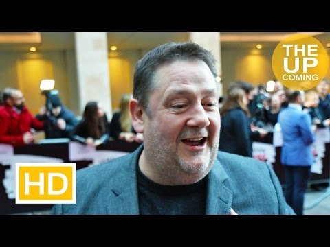 Empire Awards 2016: Johnny Vegas on indie cinema and hints at new project