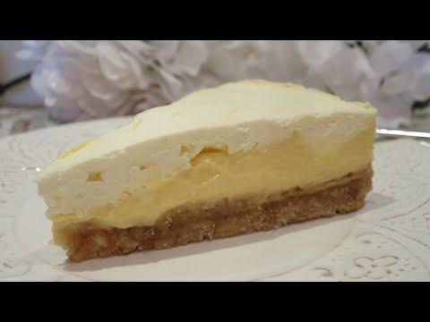 St Clement Orange Lemon Cream Tart