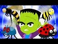 Shoo Fly Dont Bother Me Nursery Rhymes Scary Rhyme For Kids By Booya